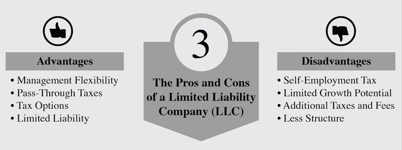 The Best Strategy To Use For Disadvantages Of Llc