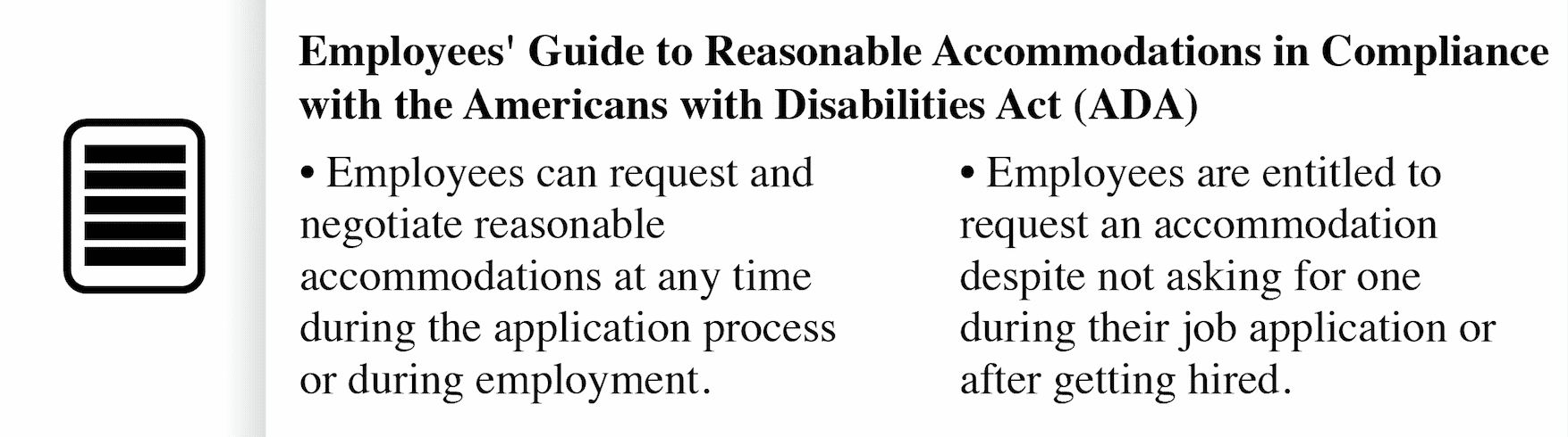 South Miami Americans with Disabilities Act Claim or Lawsuit