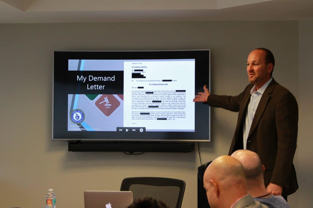 Trembly Law Hosts Lunch & Learn on the Americans with Disabilities Act